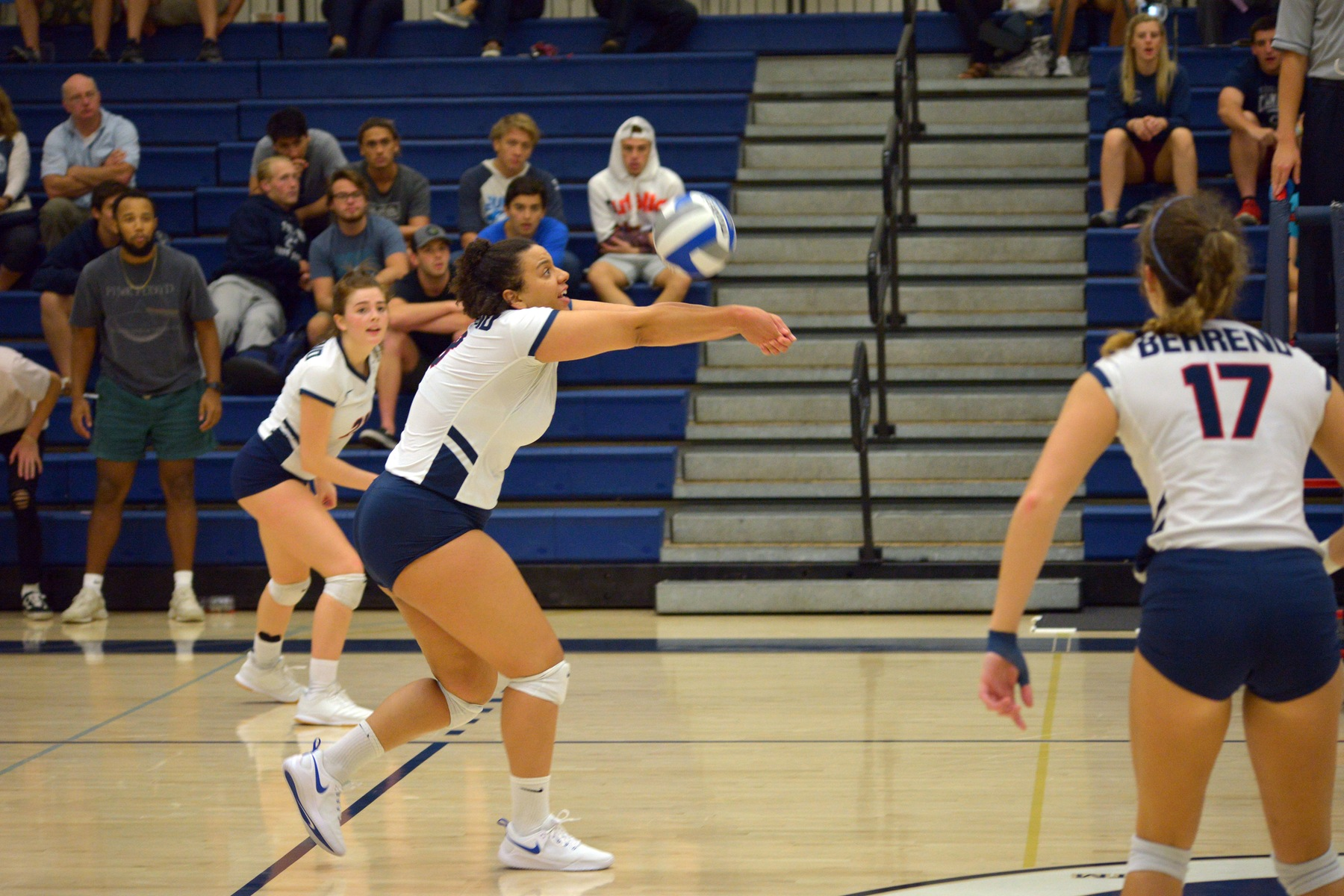 Behrend Volleyball Defeats Altoona, Franciscan in AMCC Opening Weekend