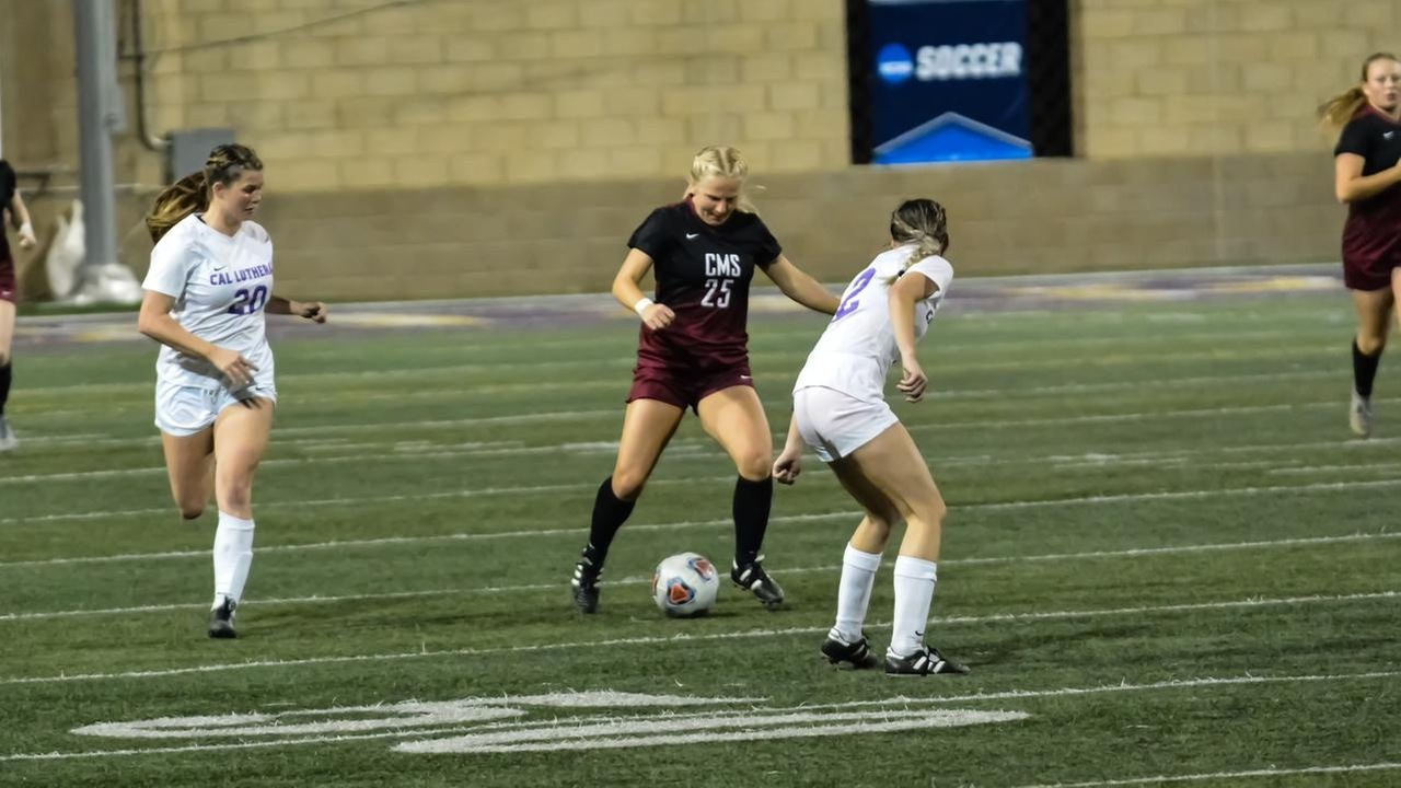 Gabby Clouse in action in the NCAA Division III Tournament