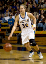 Gauchos Hold Off Cal State Bakersfield, 77-67