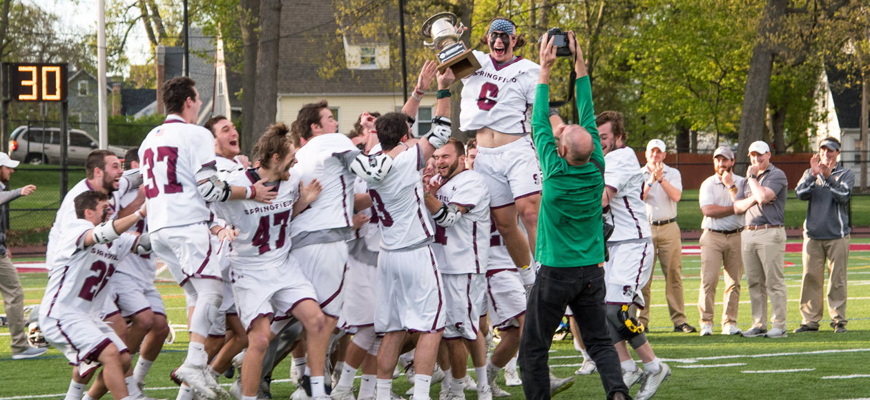 NCAA BOUND - Men's Lacrosse Headed To Amherst For NCAA Championship Second Round