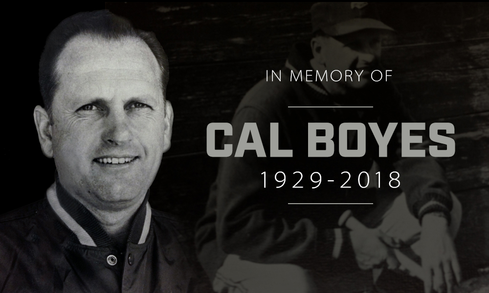 SACRAMENTO STATE MOURNS THE PASSING OF FORMER COACH, AD CAL BOYES