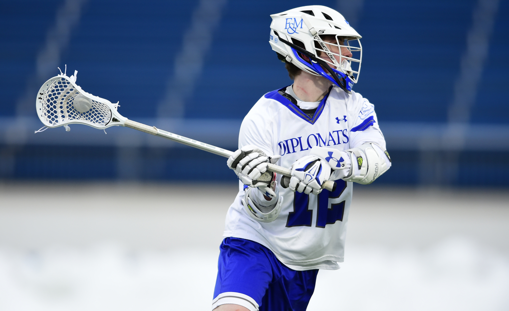 No. 4 Amherst Too Much for No. 14 F&M