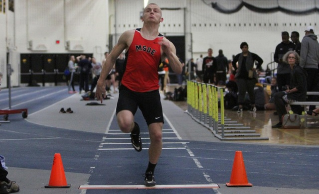 Men's Track & Field Wins Two at UWM Panther Tune-Up