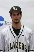 Elms' Plasse Tabbed NECC Baseball Rookie of the Week