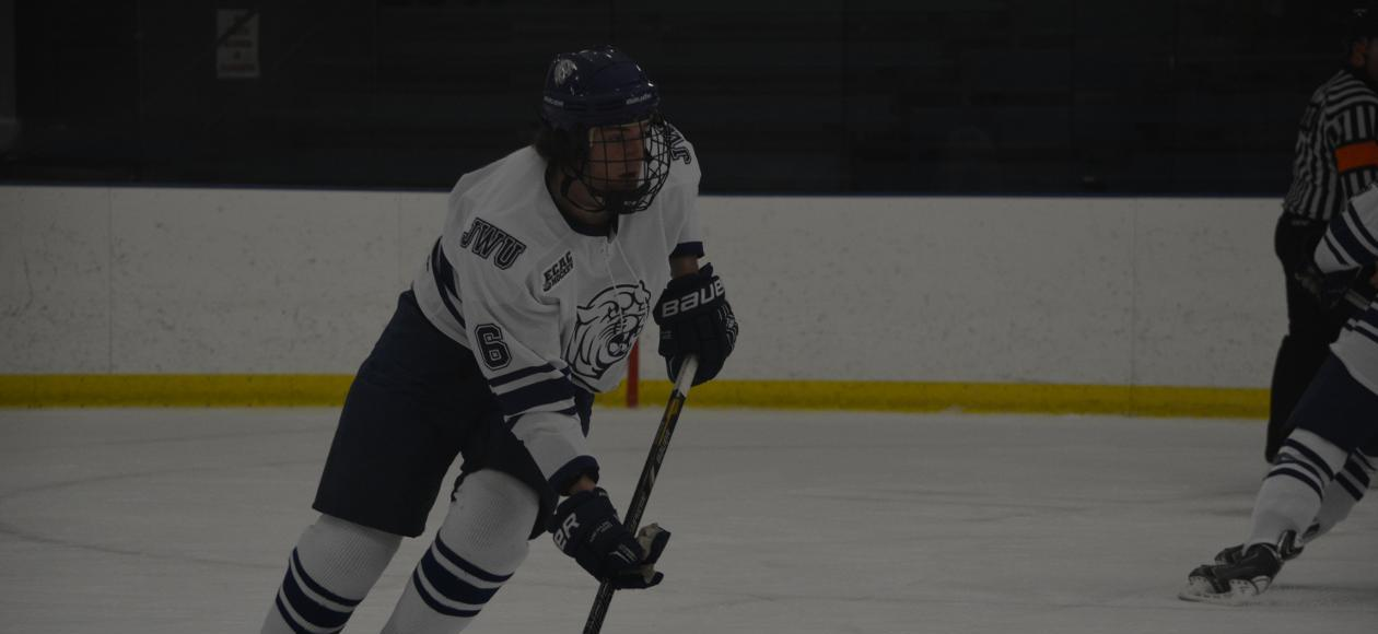Wildcats and Greyhounds Skate to 1-1 Tie