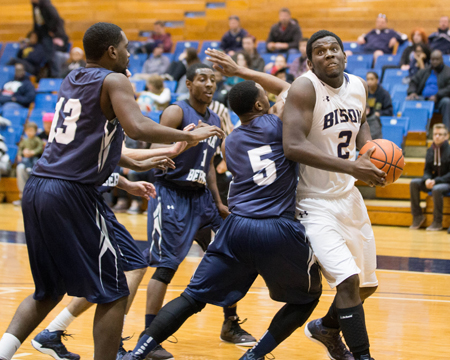 Nittany Lions too much for Bison in NEAC and home opener