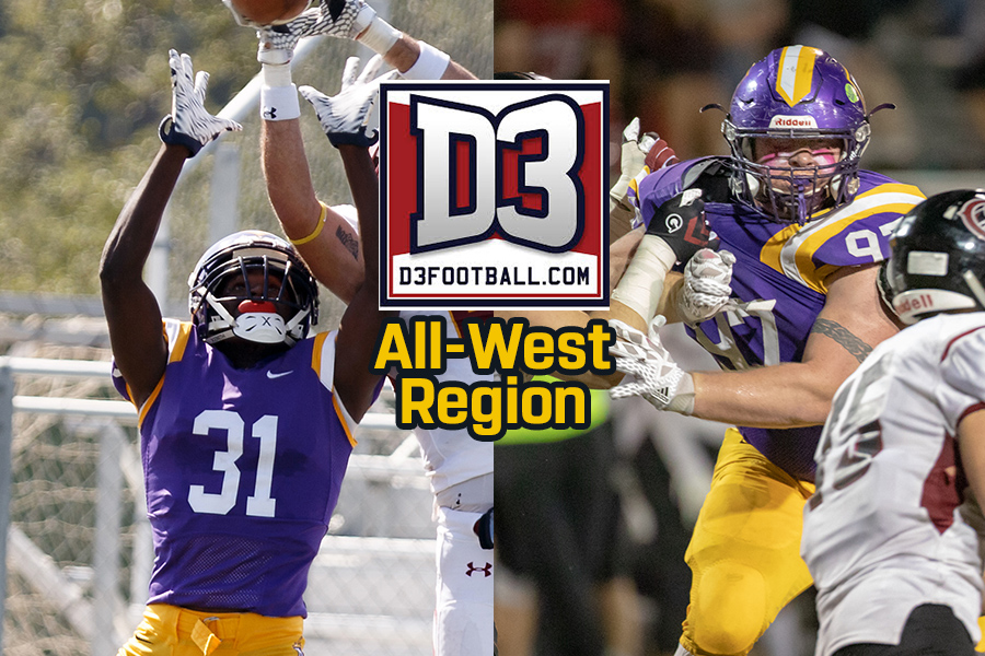 Dees Selected All-West Region First Team, Windsor Garners Second Team
