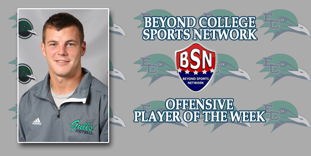 Murphy among BSN's Offensive Players of the Week after 200-yard, two TD game