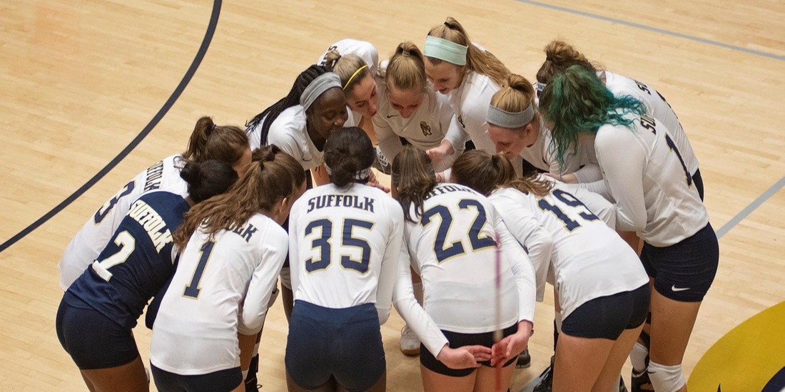 Volleyball Heads to No. 2 JWU for Final Tri-Match of Season