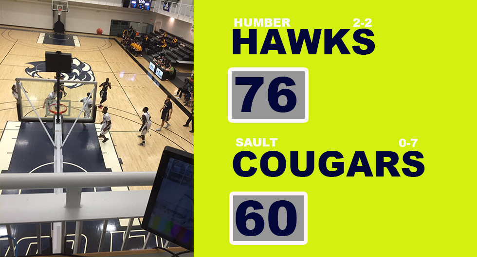 HAWKS TAME COUGARS IN FIRST OF TWO THIS WEEKEND