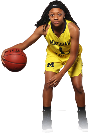 Ro'Zhane Wells, Women's Basketball, 2/6/2019