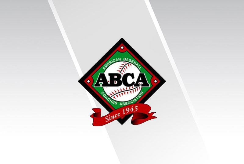 4 From NACC Honored With ABCA Team Academic Excellence Award