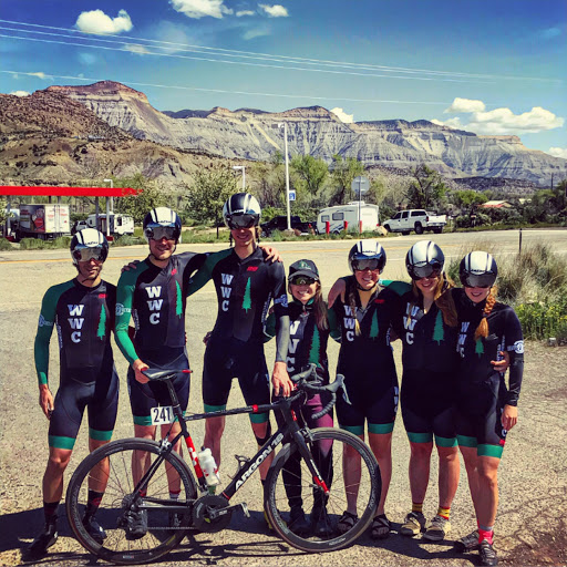Mountain Bike Team Competes At Lees-McRae