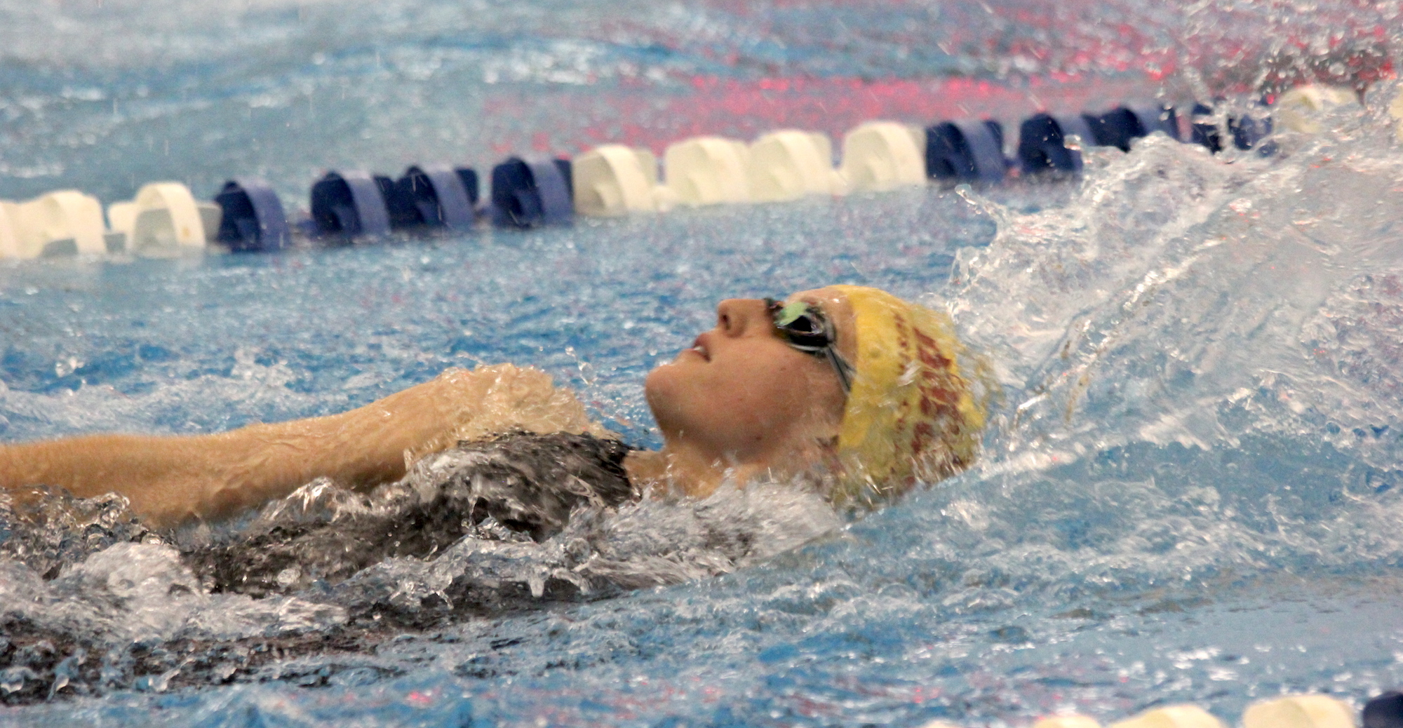 Women's Swimming Takes Fourth at Hendrix Invitational