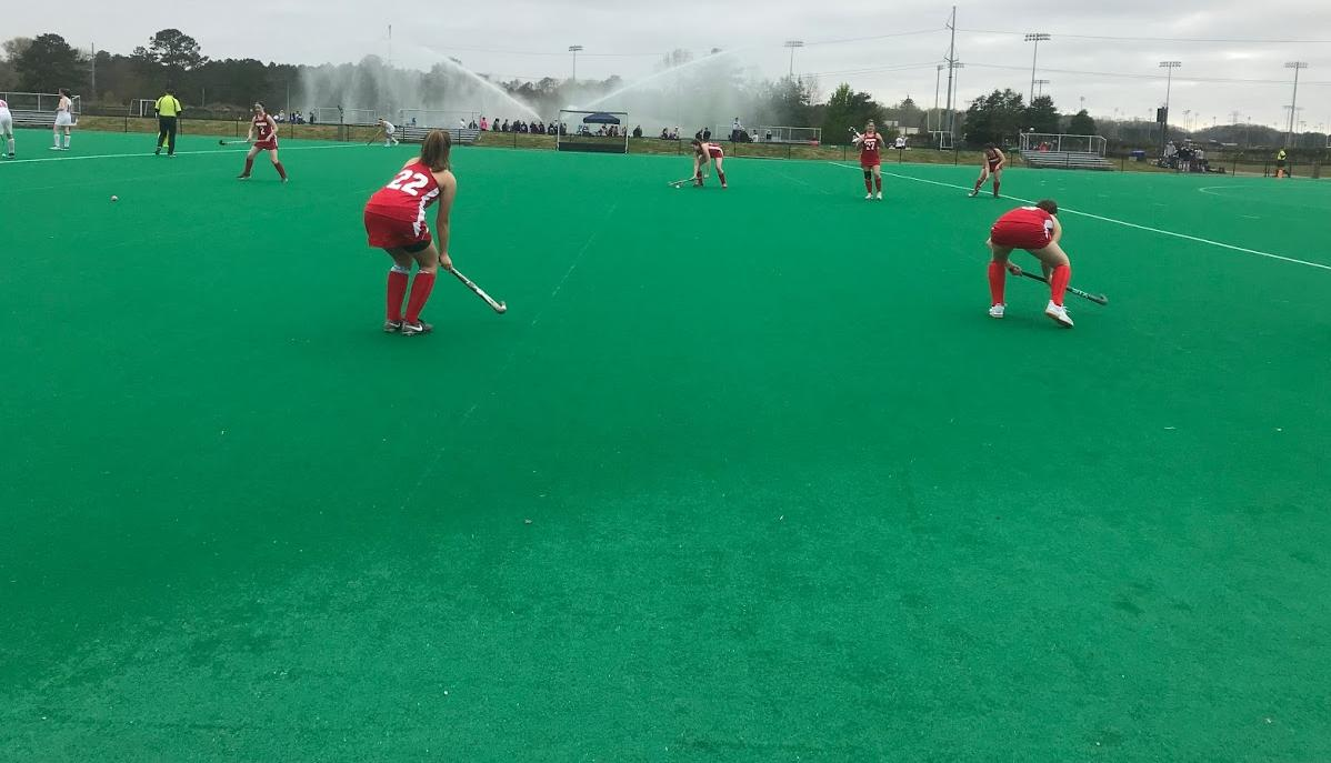 Field Hockey Suffers Tough Loss To Boston College
