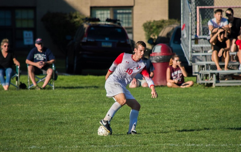 Men's Soccer Drops Tough Homecoming Game