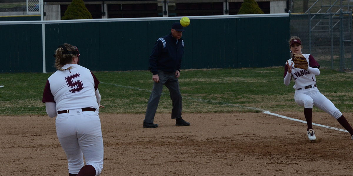 Evangel Softball Unable to Stop Skid in Loss at Benedictine
