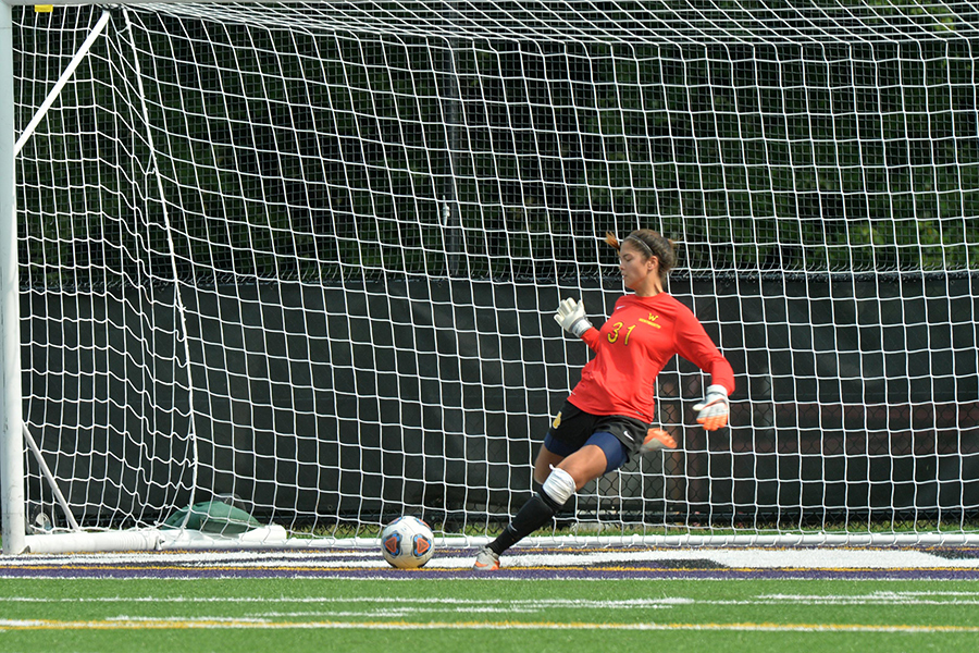 Women's Soccer Ends Regular Season With Scoreless Draw at UNE