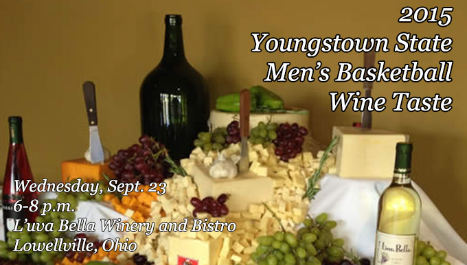 Men's Basketball's Second Annual Wine Taste Under Two Weeks Away