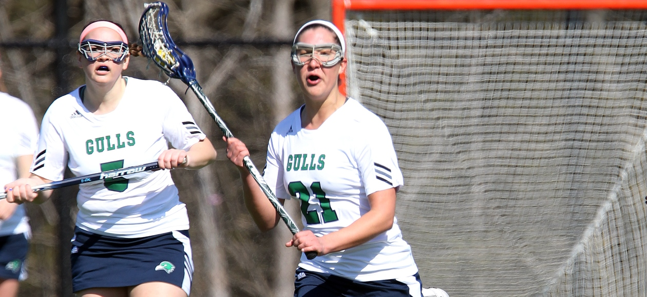 Women's Lacrosse Win Streak up to Six Games after Wentworth Game