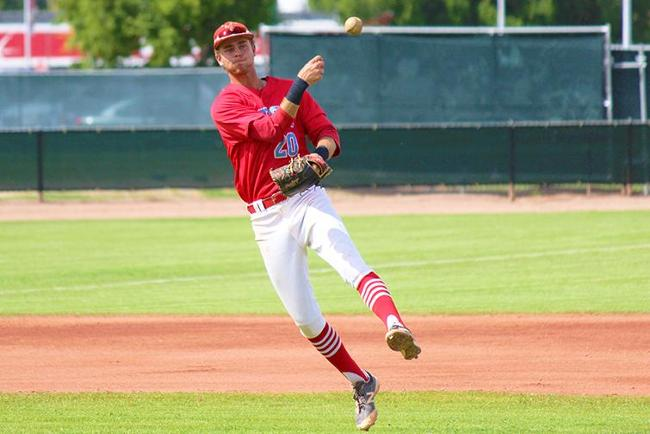 #8 Mesa Baseball Lock Down Top Seed Heading Into Regionals With Win at P.C., 8-3