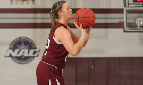 Women's hoops falls short at Wentworth