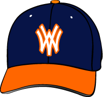 West Valley College Vikings Hat with Logo