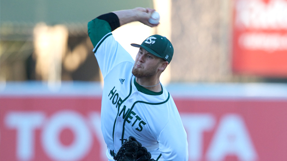 BASEBALL TOPPED BY NEVADA AT RALEY FIELD, 6-2