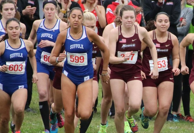 Cross Country: Women Place Sixth at GNAC Championships