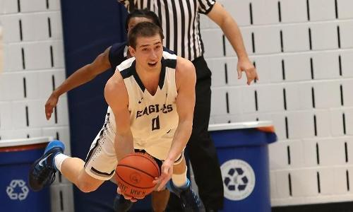 DOUBLE THE PLEASURE - UMW Men's Basketball Tops Second Top-10 Opponent in Four Days; Tops VA Wesleyan, 95-87, in Double OT
