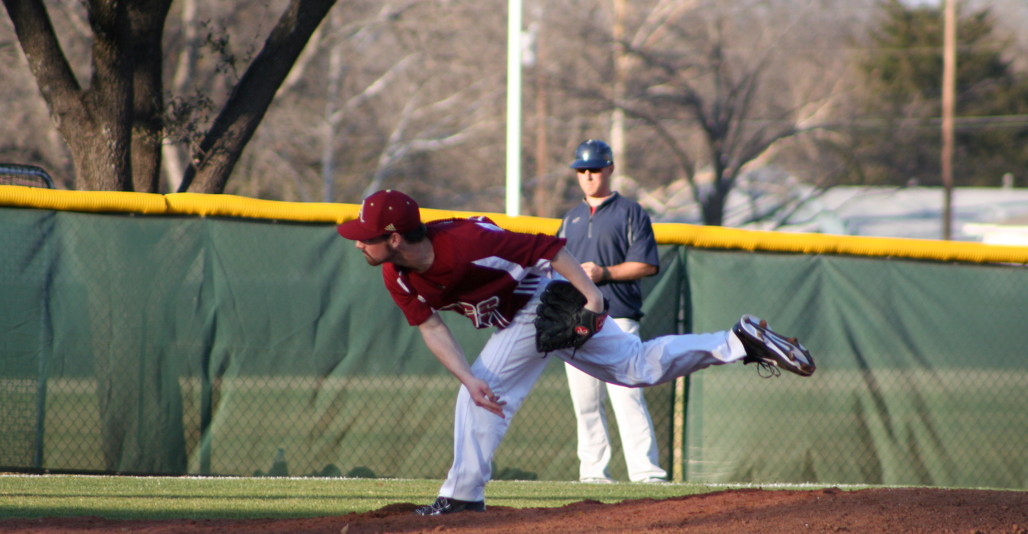 Texas Wesleyan Tops Austin College Baseball
