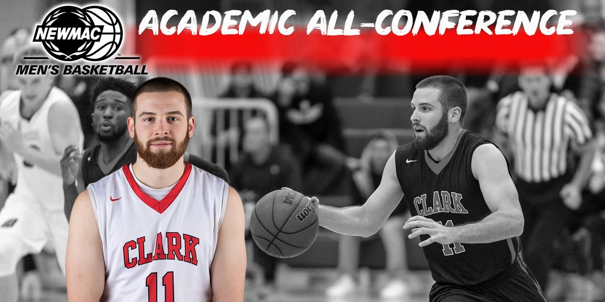 Kittredge Named to NEWMAC Men's Basketball Academic All-Conference Team