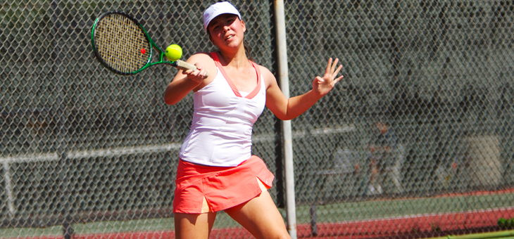 Women's Tennis Hosts #18 Chapman to Start Season