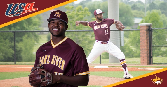 Pearl River Community College right-hander Shemar Page has been named to the NJCAA National Baseball Team. (KRISTI HARRIS/PRCC ATHLETICS)