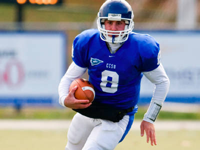 Blue and White Play to 31-31 Tie in Annual Spring Game at CCSU