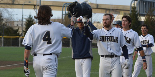 Chant, Baseball Finish as DIII NCAA Statistical Champions in Triples, Triples Per Game