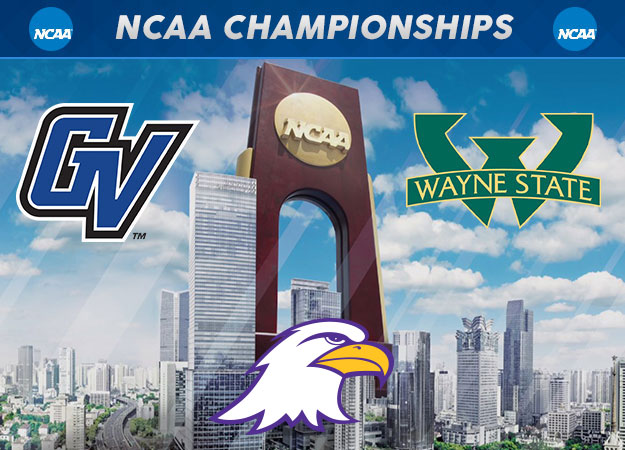 GLIAC Institutions Selected to Host NCAA Division II National Championships
