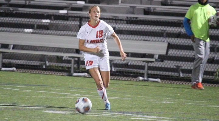Women's Soccer Falls at Lesley in Season-Opener Friday