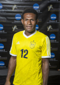 Wama named Association of Division III Independents men's soccer Player of the Week
