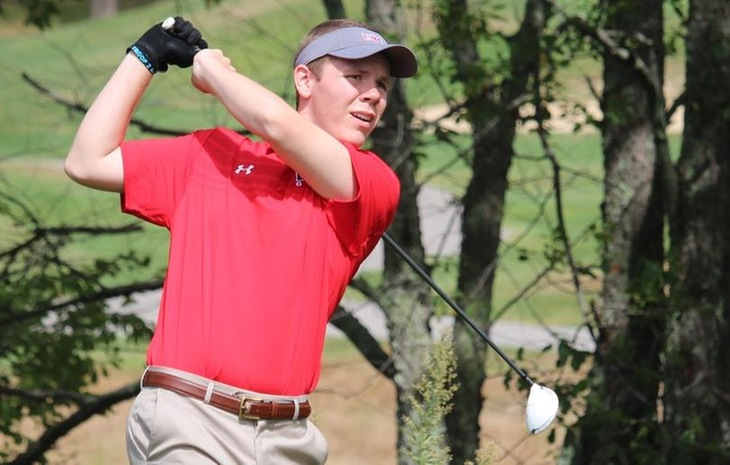 Michael Dietz Tabbed to All-CCC Men's Golf Second Team