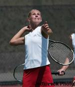Women's Tennis Captures Third Place in WCC