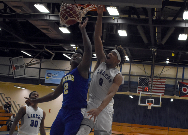 Lakeland defeats Hocking in conference opener, 98-63