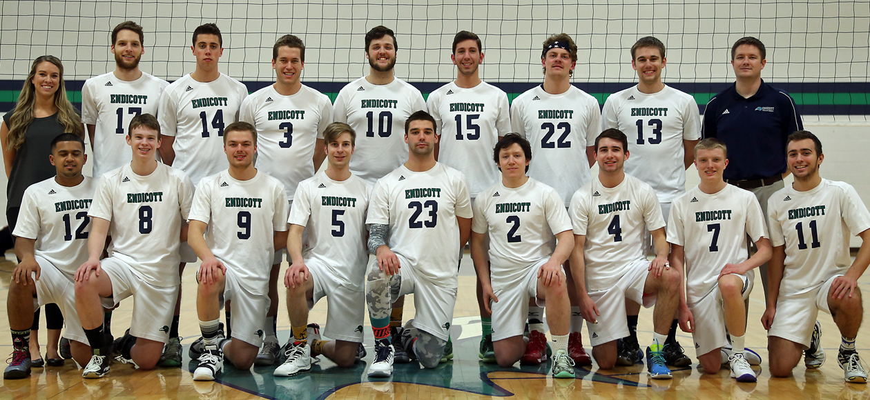 Endicott Takes No. 10 Kean to Four Sets in NCAA First Round Match