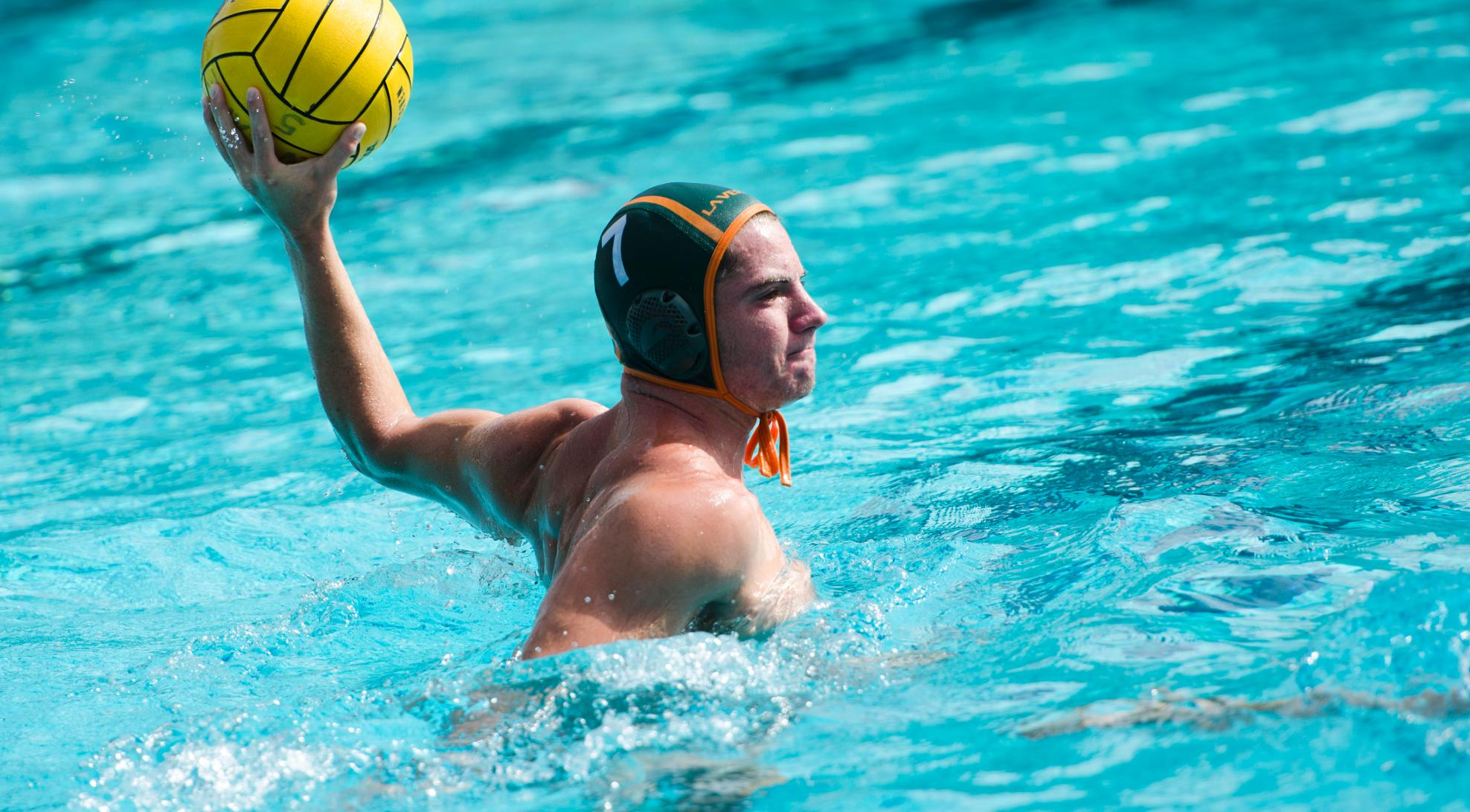 Men's Water Polo falls to Whittier in overtime, 16-15