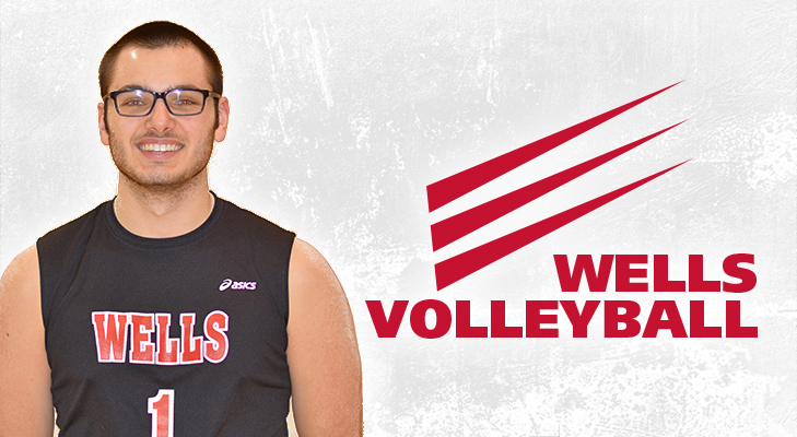 Perdicho Leads Men's Volleyball In Season-Opening Split
