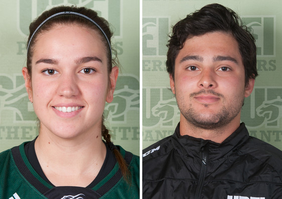 UPEI announces the Panther Subway Athletes of the Week, January 7 to 13