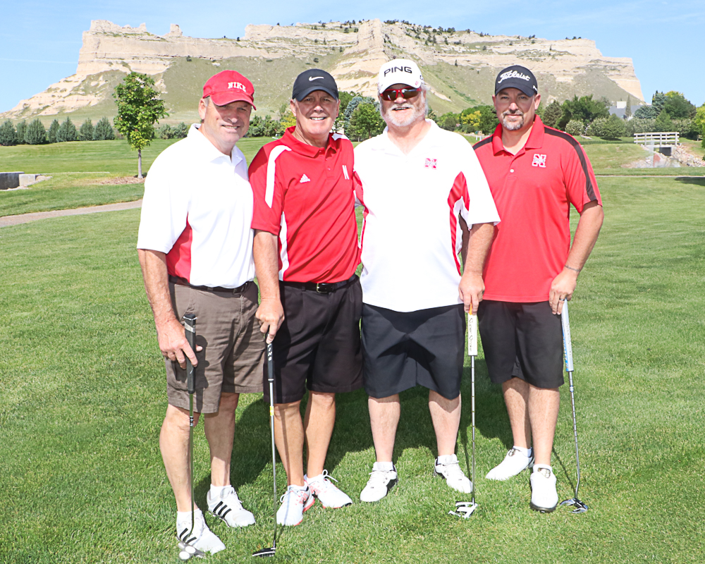 The Legends win fourth straight Cougar Golf Classic
