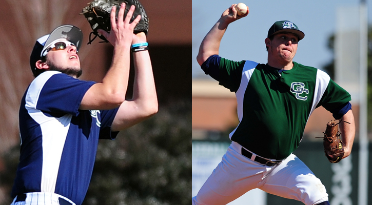#21 GC Baseball's Ardeeser, Blue Garner Weekly Awards