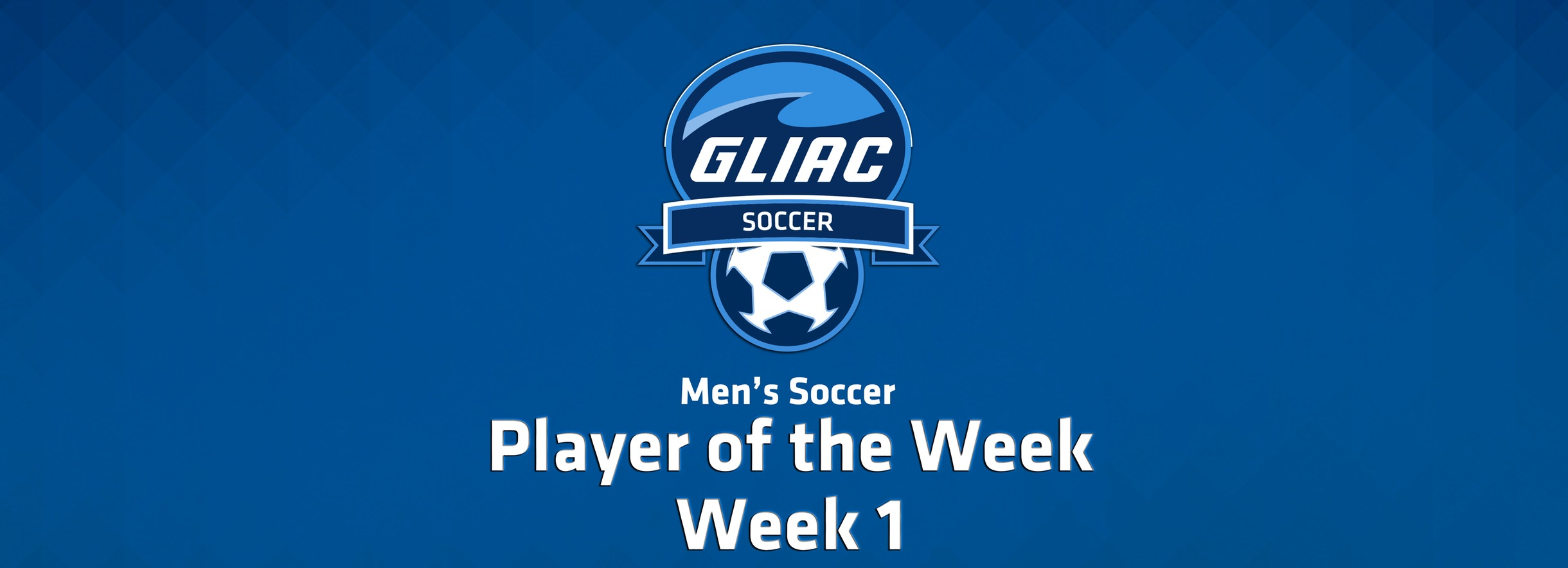 Northwood's Doyle, Parkside's Bruer Collect GLIAC Men's Soccer Weekly Honors