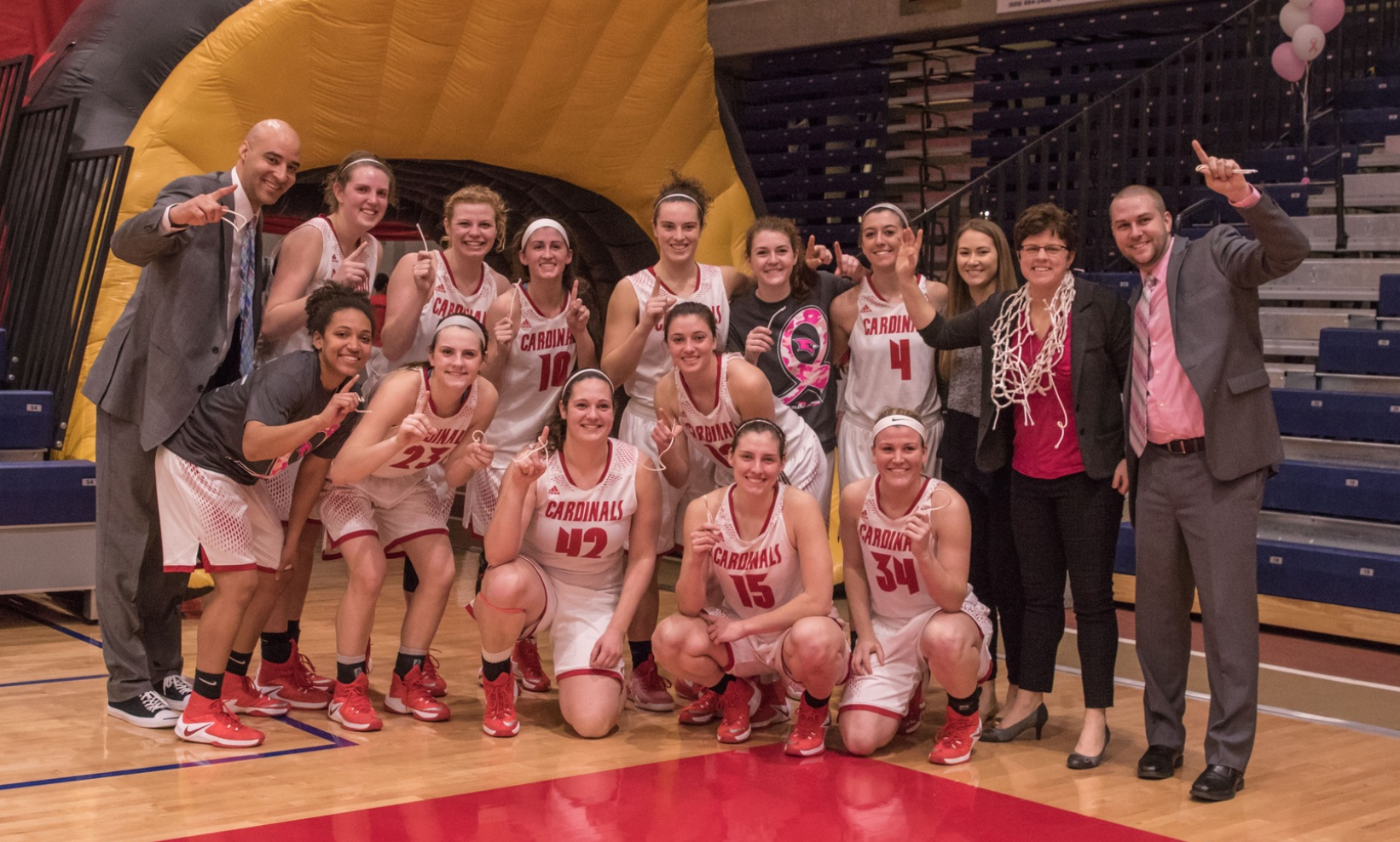 SVSU has claimed back-to-back GLIAC North Division titles...